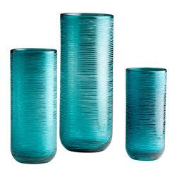 Cyan Design - Cyan Design Lighting 04357 Small Libra Vase - Cyan Design 04357 Small Libra Vase