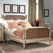 Traditional Beds by Custom Furniture World