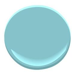 Benjamin Moore Pool Blue 2052-50 -