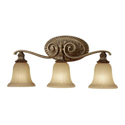 Murray Feiss - Murray Feiss VS19403-LSLS Francine Traditional Bathroom / Vanity Light - Murray Feiss VS19403-LSLS Francine Traditional Bathroom / Vanity Light
