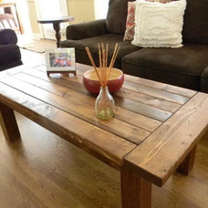 Eclectic Coffee Tables by Cecil Mack Company