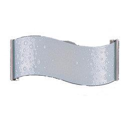 Triarch International - Triarch 25881-CH Bubble Chrome Wall Sconce - Triarch 25881-CH Bubble Chrome Wall Sconce