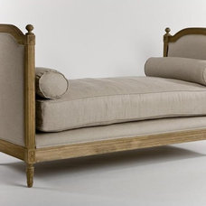 Traditional Indoor Chaise Lounge Chairs by Candelabra