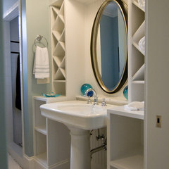 traditional bathroom by Southern Studio Interior Design