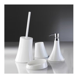 Nameek's | Flou Bathroom Accessory Set -