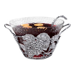 Grape Punch Bowl