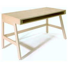 Modern Desks And Hutches Maple Trundle Desk