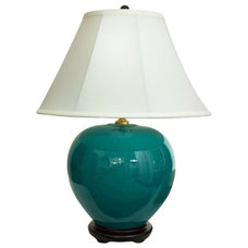 asian table lamps by Hayneedle