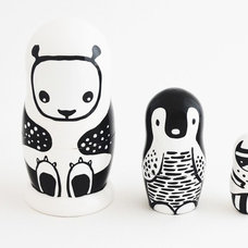 Contemporary Kids Toys by Wee Gallery