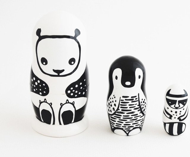 Contemporary Kids Toys And Games by Wee Gallery