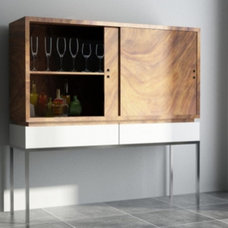 Modern Storage Units And Cabinets by Design Public