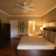 Modern Bedroom by Jeffrey Design LLC