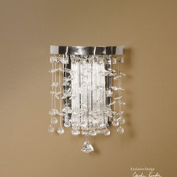 "22445 Fascination, Wall Sconce by uttermost - Get 10% discount on your first order. Coupon code: ""houzz"". Order today."