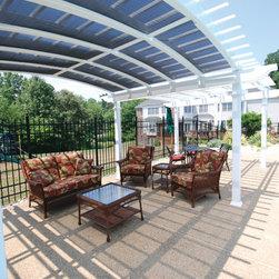 Outdoor Living Space - Pergolas -