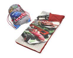 Idea Nuova Inc - Disney Cars Sleeping Bag McQueen Mach Speed Slumber Set - FEATURES: