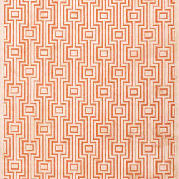 Jaipur Rugs - Modern Geometric Pattern Red /Orange Viscose/Chenille Rug - FB16, 9x12 - Every design tells a story with the Fables Collection. This broad range, crafted in machine-tufted polyester & ultra-soft chenille, brings any space to life with its fashion-forward color palettes. With options suited to many styles and aesthetics, Fables brings together a diverse collection of patterns ranging from sophisticated transitional to boldly scaled contemporary.