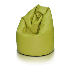 Turbo BeanBags - Beanbag Mega Sack, Olive, Filled Bag - Modern Mega-bags are relaxing chairs, one of the newest products from Turbo BeanBags. Connections convenience and comfort of a global design, makes it becomes an object of desire.