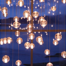Contemporary Chandeliers by Future Light Design
