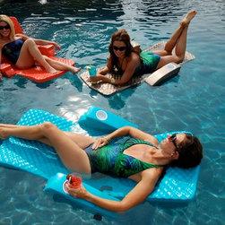 Miami Pools - Super Soft adjustable recliner.