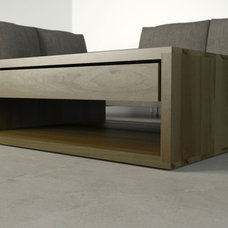 Dining Tables by John Dwyer Architect