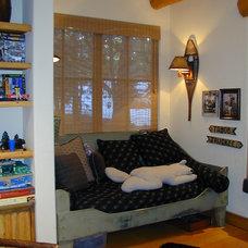 Bedroom by Kathleen Burke Design