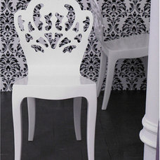 Contemporary Dining Chairs by Brocade Home