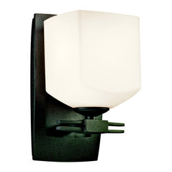 Kichler Lighting - Kichler Lighting 42267AVI Brinbourne 1 Light Wall Sconces in Anvil Iron - Wall Sconce 1Lt