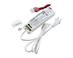 Armacost Lighting - Armacost Lighting Electronic 12V Power Supply, 30 Watt - The Armacost Lighting electronic 12-volt DC LED power supply delivers highly efficient, stabilized power for LED lighting. For use with Armacost Lighting LED products requiring 12 -volt constant -voltage power. Not for use with 120-volt AC dimmer switches. UL approved. Armacost Lighting products are CSA, cUL or cETL listed.