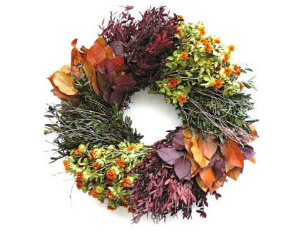 Traditional Wreaths And Garlands by Grandin Road