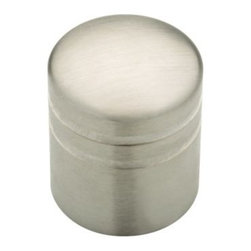 Liberty Hardware - Liberty Hardware 63225NA Stainless Steel - Avante 1.18 Inch Round Knob - The whimsical design of this unique knob provides beauty and character to your cabinetry or furniture. Available in multiple colors. Width - 1.18 Inch, Height - 0.98 Inch, Projection - 0.98 Inch, Finish - Stainless Steel, Weight - 0.24 Lbs.