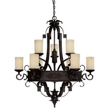mediterranean chandeliers by Illuminations