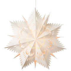 modern holiday decorations by Terrain