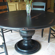 Traditional Dining Tables by Zongkers Custom Furniture & Cabinetry