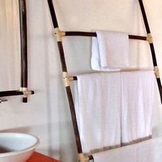 12 Clever Bathroom Storage Ideas : Rooms : HGTV