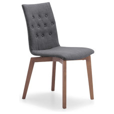 Midcentury Dining Chairs by Zuo Modern Contemporary