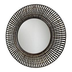 Cyan Design - Cyan Design 01958 Jasper Round Mirror - Cyan Design 01958 Jasper Round Mirror