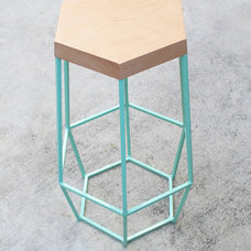 Contemporary Bar Stools And Counter Stools by WoodSmithe