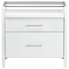 Modern Filing Cabinets And Carts by Crate&Barrel