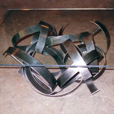 Modern Coffee Tables by Thomas Ramey's  Essentials in Steel