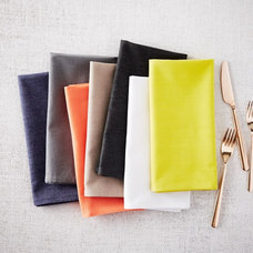 Traditional Napkins by West Elm