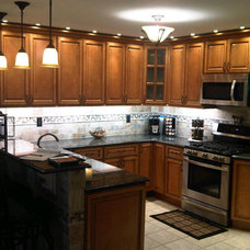 Kitchen Cabinetry by Kitchen Cabinet Kings