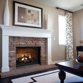 Traditional Fireplaces Design Ideas Pictures Remodel And