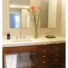 Contemporary Bathroom by 1 2 1 S T U D i O . C O M