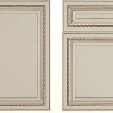 Traditional Kitchen Cabinets by Edmonton Kitchen & Bath Cabinet Inc.