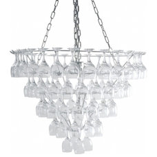 Eclectic Chandeliers by Dutch by Design