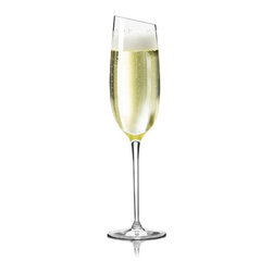 Eva Solo - Eva Solo Champagne Glass - This is an elegant glass for all types of bubbly.