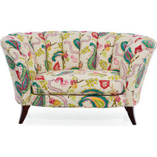 eclectic armchairs by CR Laine