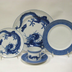 asian dinnerware by The 18th Century Merchant