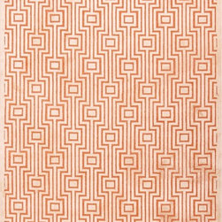 "Jaipur - Contemporary Fables 7'6""x9'6"" Rectangle Orange-Orange Area Rug - The Fables area rug Collection offers an affordable assortment of Contemporary stylings. Fables features a blend of natural Orange-Orange color. Machine Made of Viscose & Chenille the Fables Collection is an intriguing compliment to any decor."