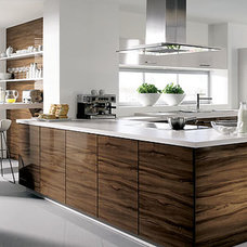 Contemporary Food Containers And Storage The creation of a modern kitchen ideas.   Home Improvement Ideas